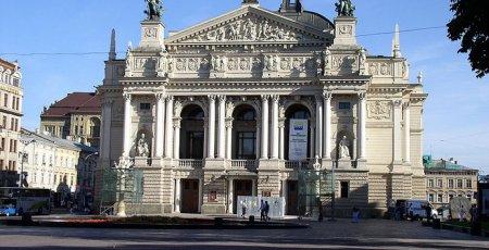Teatr Opery i Baletu we Lwowie